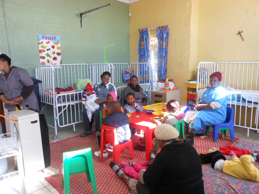 Siyathokoza children
