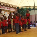 Working with orphaned and vulnerable children