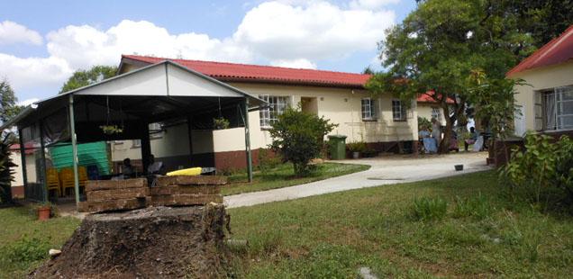 The Ekukhanyeni AIDS Centre