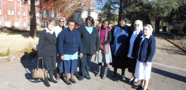 Holy Cross Home, Pretoria signs new agreement with the SACBC AIDS Office