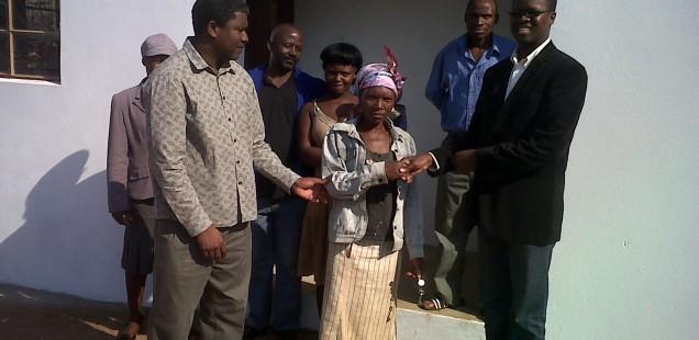 Ndumo house - Vicariate of Ingwavuma