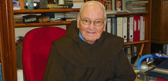 Fr Stan Brennan, OFM, St Francis Care Centre, Boksburg, Gauteng