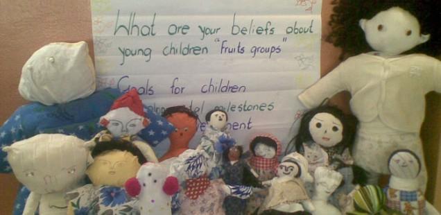 Early Childhood Development Training,  Kroonstad OVC Project