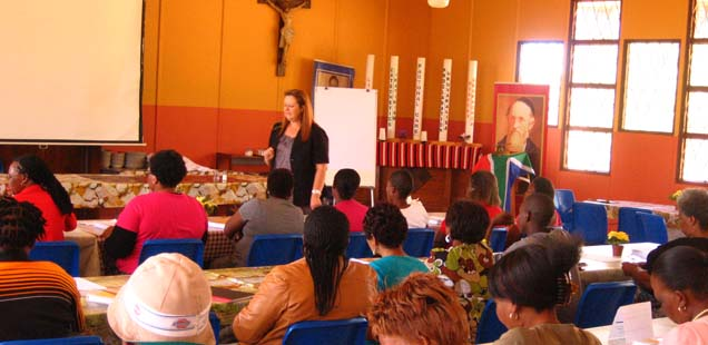 Health care workers' training