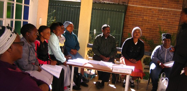 TB screening conducted in Kroonstad Diocese