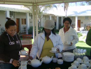 Northern Cape caregivers on retreat, Diocese of Keimoes-Upington