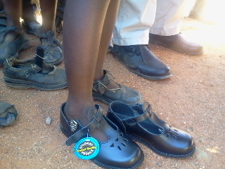 Distribution of Shoes to Needy Children
