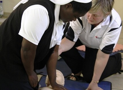 SACBC ART Nurses workshop