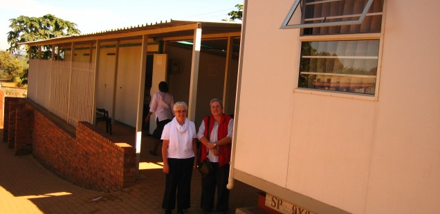 Children receive antiretroviral treatment in the Kurisanani programme, Diocese of Tzaneen