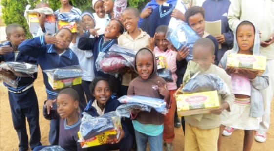 St Joseph's Polokwane Provides School Uniforms to Needy Children
