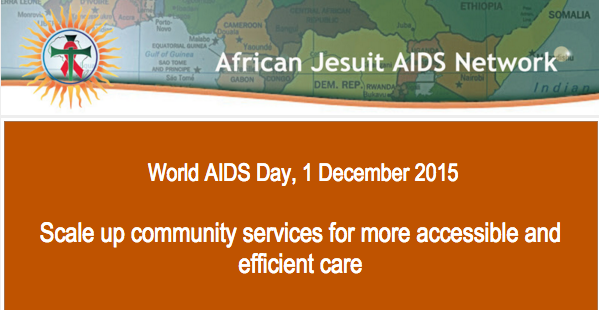 World AIDS Day, 1 December 2015