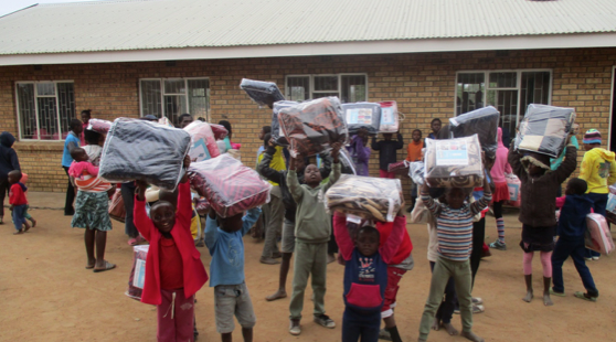 Good Shepherd Project in Ba-Phalaborwa, benefits from the SACBC Project