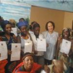 Families Matter! Graduations, Tsakane, Brakpan, September 2016
