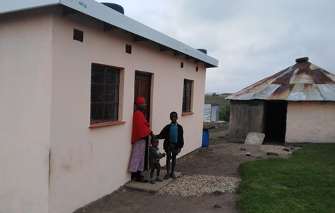 SACBC AIDS Office House Projects