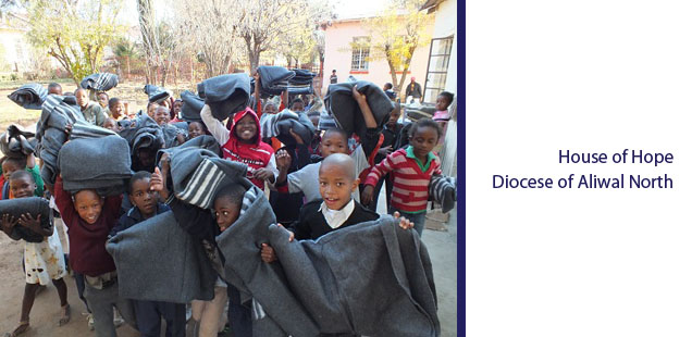 House of Hope, Diocese of Aliwal North