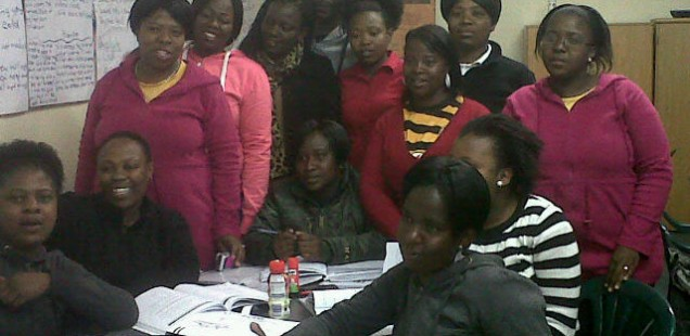 Child Care Workers Training for OVC care workers