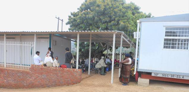 Motupa ARV Clinic, Tzaneen