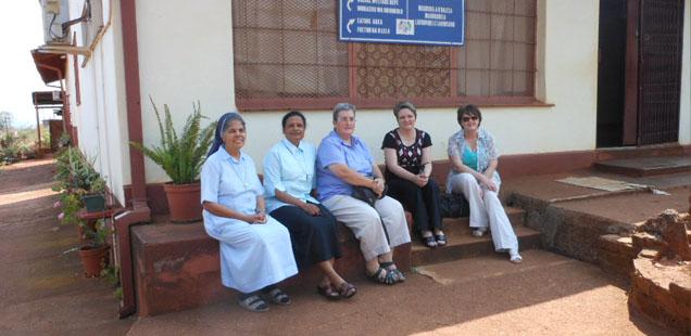 Kurisanani, St Joseph's ART Clinic, Sibasa, Diocese of Tzaneen
