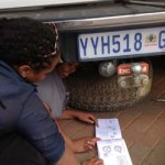 In service training, changing tyres in the service of AIDS