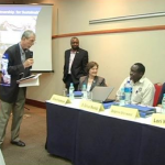 CRS meets SACBC AIDS Office and treatment partners, Zambia