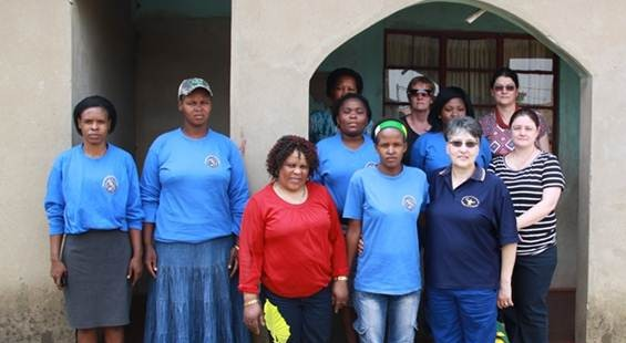 Dundee mentor mothers meet University of the Free State