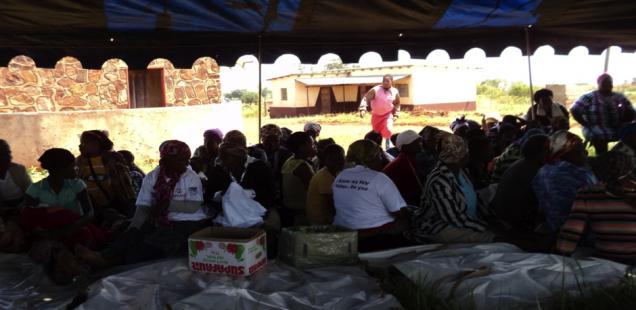 HCT Campaign, Mambane (Siteki), Diocese of Manzini