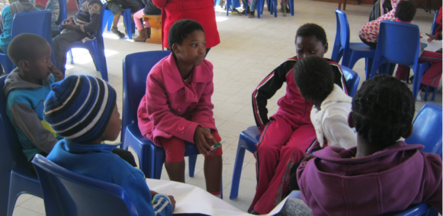 Children's rights recognised, Aliwal North