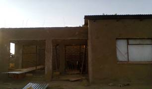 Malumulele Shelter Renovations, Limpopo