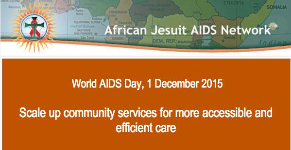 World AIDS Day, 1 December 2015