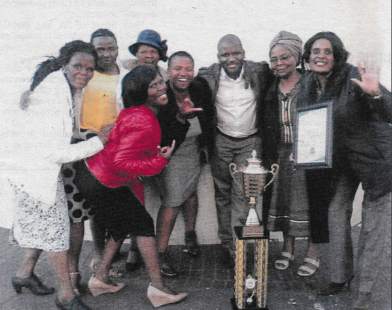 Award for Khanyiselani Project