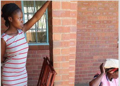 Siyabathanda shelter renovations benefit 136 children and their families